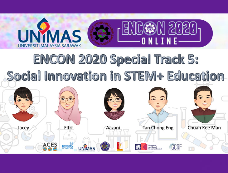 ACES Special Track Session at ENCON 2020: Social Innovation in STEM+ Education