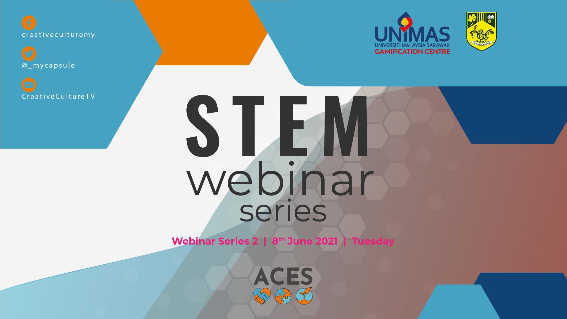 STEM Webinar Series 2, 8th June 2021