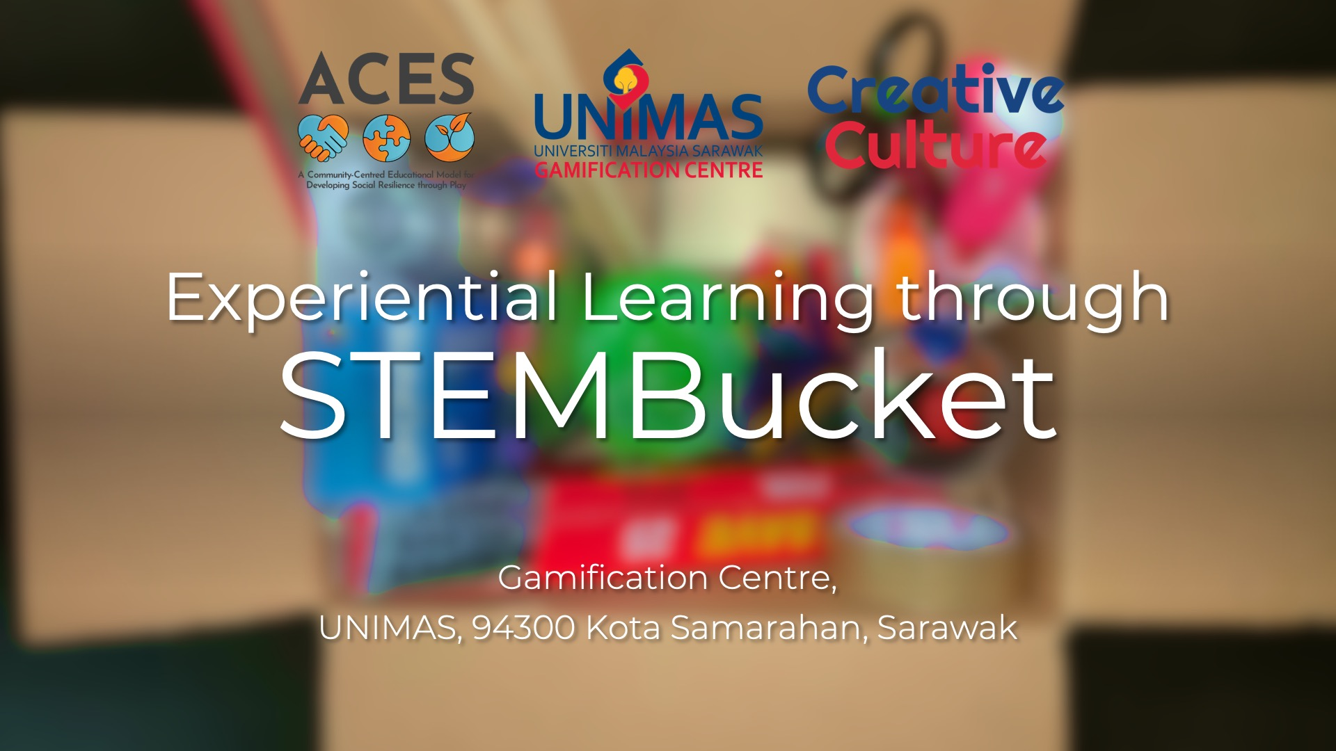 Experiential Learning Through STEMBucket